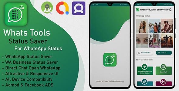 WhatsTool:Toolkit for Whatsapp