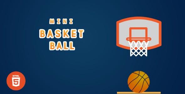 Mini Basket Ball - HTML5 Game