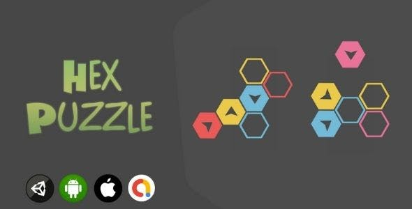 Hex Puzzle - Unity Game Source Code