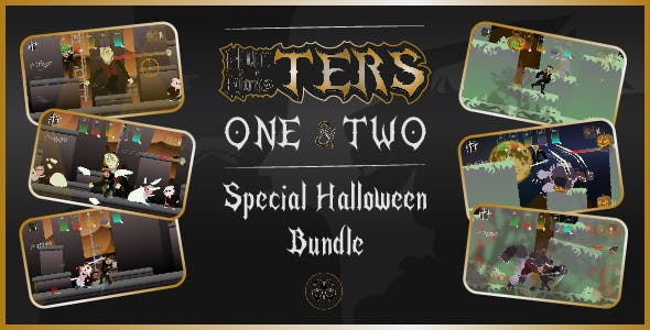 TERS One & Two Bundle | HTML5 Construct Games