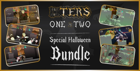 TERS One & Two Bundle | HTML5 Construct Games - CodeCanyon Item for Sale