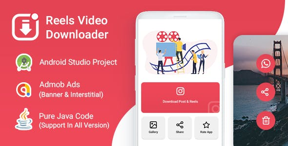 Downloader Instagram Reels, IGTV, Videos and Photos for Android