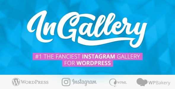 Instagram Feed - Photo & Video Gallery Plugin for WordPress - CodeCanyon Item for Sale