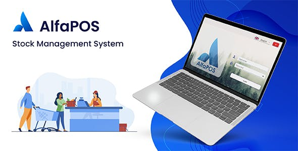 AlfaPOS | Point of Sale Made Easy