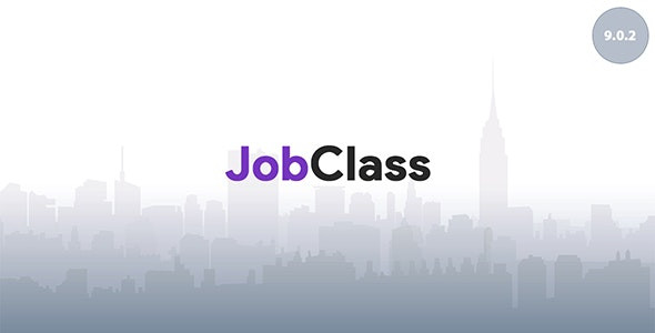 JobClass - Job Board Web Application - CodeCanyon Item for Sale