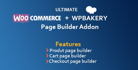Ultimate Woocommerce Page Templates Builder | WPBakery Page Builder add-on - CodeCanyon Item for Sale