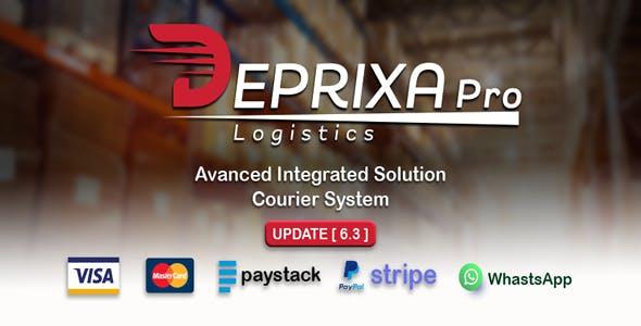 Deprixa Pro - Courier and Logistics System