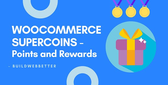WooCommerce SuperCoins - Points and Rewards