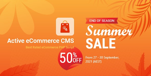 Active eCommerce CMS v5.4 – nulled