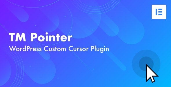 TM Pointer - WordPress Custom Cursor Plugin - CodeCanyon Item for Sale