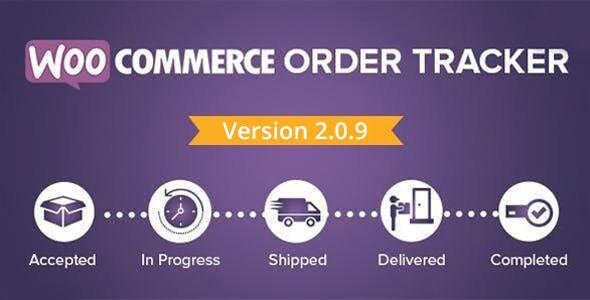 WooCommerce Order Tracker v2.0.9