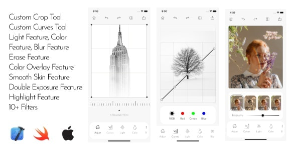 Photolab - iOS Photo Editing App - CodeCanyon Item for Sale