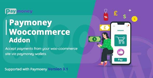 PayMoney - WooCommerce Addon