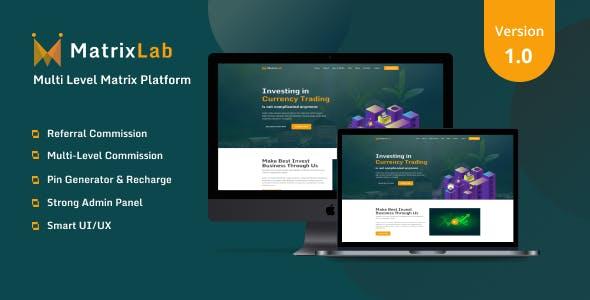 MatrixLab - Multilevel Matrix Platform