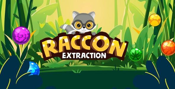 Raccoon Extraction Unity Game