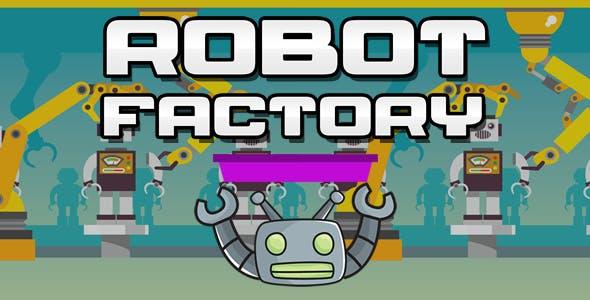 Robot Factory HTML5
