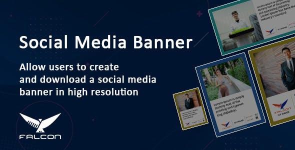 Social Media Banner Plugin