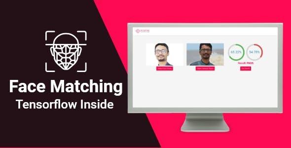 Face Matching Script Tensorflow Inside