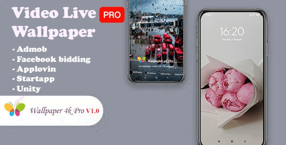 Wallpaper - Live Wallpaper - In-App Purchase - CodeCanyon Item for Sale