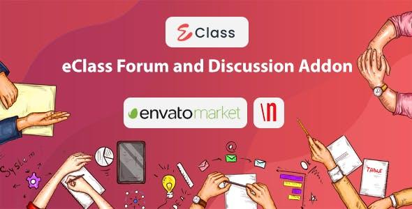 eClass Forum & Discussion Addon