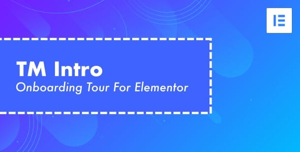 TM Intro - User Onboarding Tour Addon For Elementor