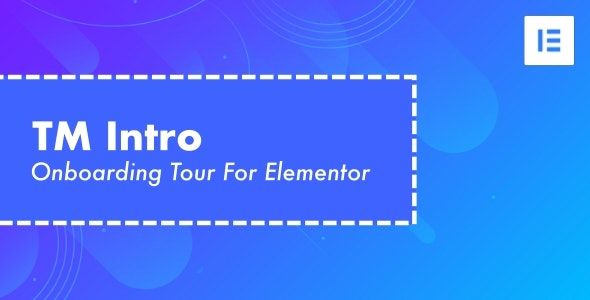 TM Intro - User Onboarding Tour Addon For Elementor - CodeCanyon Item for Sale