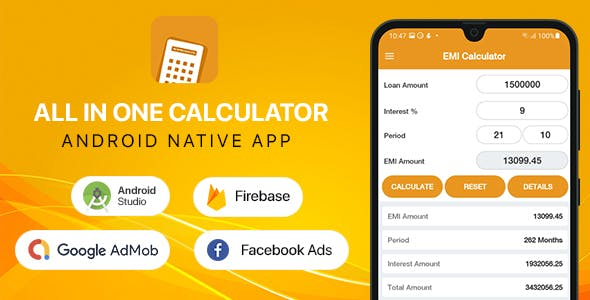 All In One Calculator - Android (Kotlin)