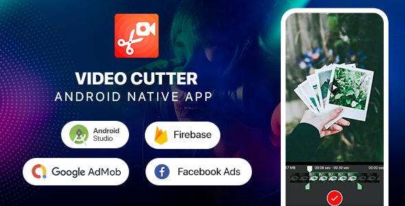 Video Cutter - Android - CodeCanyon Item for Sale