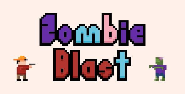 Zombie Blast  | Html5 Game | Construct 2/3