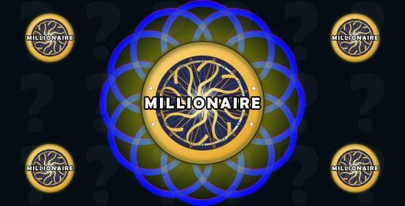 Millionaire - Quiz Game