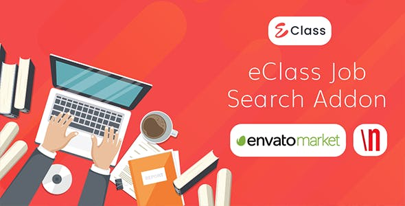 eClass Job Search Addon