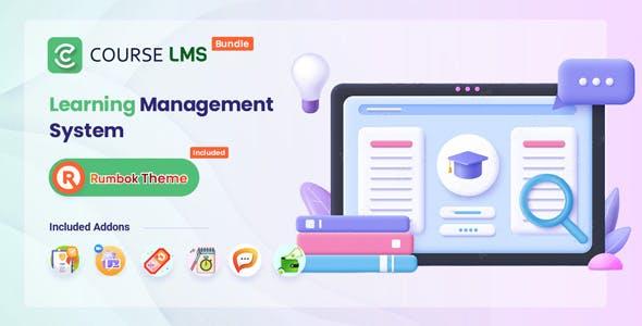 CourseLMS Bundle - Online Learning Management System