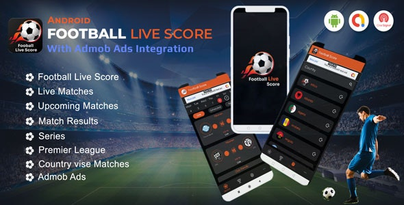 Android Football Live Score v1.0 – Soccer Live Score 2021 (Android 11)