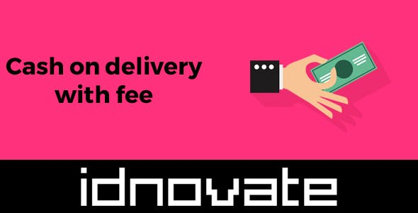 Advanced cash on delivery and cash on pickup with fee / surcharge for WooCommerce