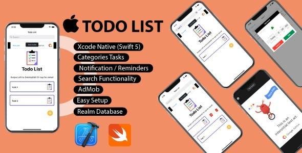 ToDo List IOS - App
