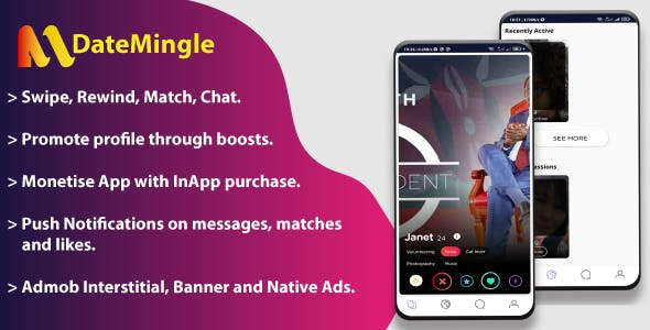 Dinder - Android Dating App