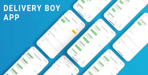 Delivery Boy app for WooCommerce