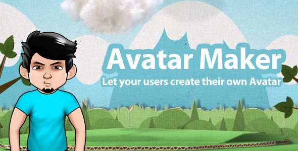 PHP Avatar Maker - CodeCanyon Item for Sale