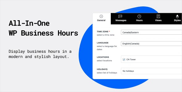All-In-One WP Business Hours