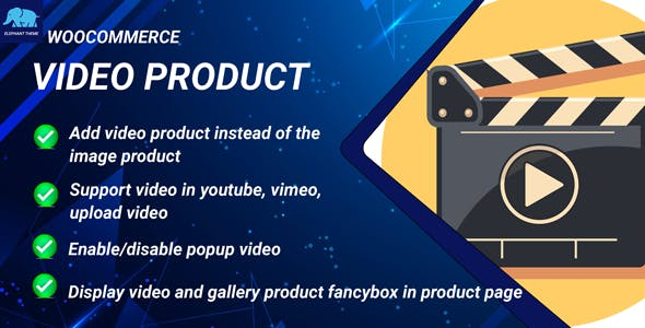 Video Product For WooCommerce