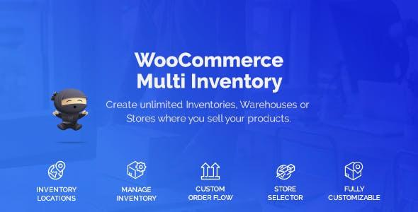 WooCommerce Multi Warehouse Inventory