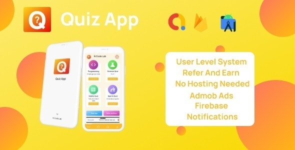 Quiz App | Android Studio Quiz App With Firebase - CodeCanyon Item for Sale