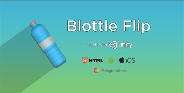 Bottle Flip | Unity3D | Android, iOS, HTML