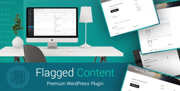 Flagged Content Pro - Let visitors report and flag posts, comments and more - WordPress Plugin