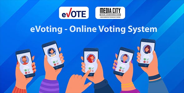 eVoting - Online Voting System