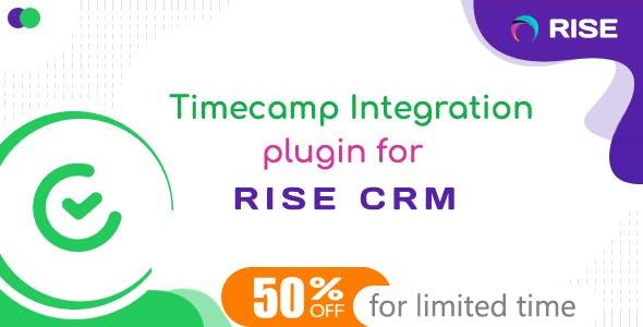 Timecamp Integration for RISE CRM