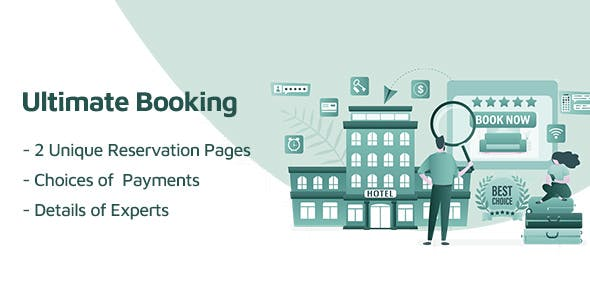 DT - Ultimate Booking Pro Plugin