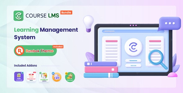 CourseLMS Bundle - Online Learning Management System - CodeCanyon Item for Sale
