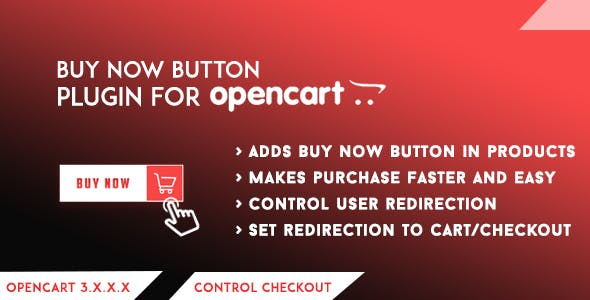 Opencart Buy-Now Button