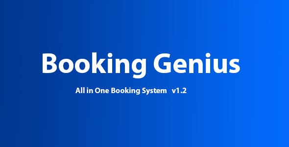 Booking Genius - Ultimate Travel Agency and Booking system